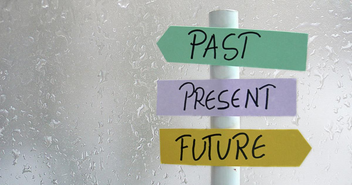Passado, Presente E Futuro