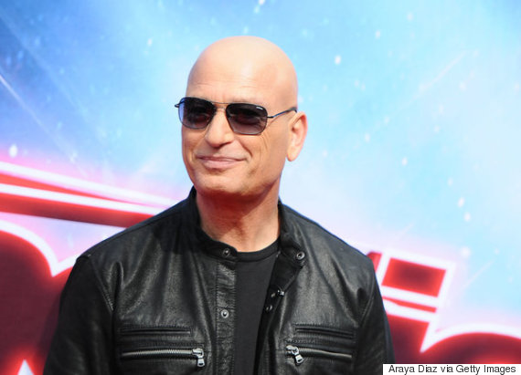 "PASADENA, CA - MARCH 03: Howie Mandel attends NBC's ""America's Got Talent"" season 11 kickoff at Pasadena Civic Auditorium on March 3, 2016 in Pasadena, California. (Photo by Araya Diaz/WireImage)"