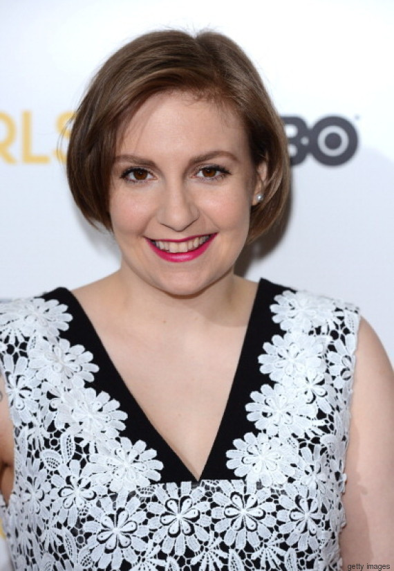"LONDON, ENGLAND - JANUARY 15: Lena Dunham attends the UK premiere of ""Girls: Season 3"" at Cineworld Haymarket on January 15, 2014 in London, England. (Photo by Karwai Tang/WireImage)"