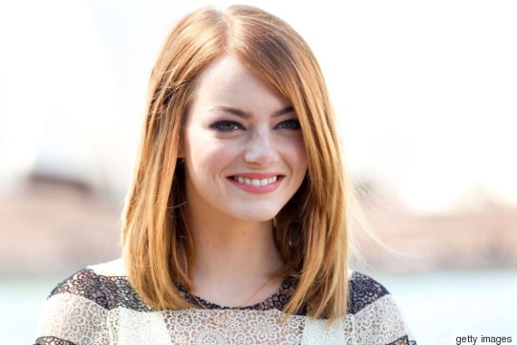 "SYDNEY, AUSTRALIA - MARCH 20: Emma Stone at ""The Amazing Spider-Man 2: Rise Of Electro"" photocall on March 20, 2014 in Sydney, Australia. (Photo by Caroline McCredie/Getty Images)"