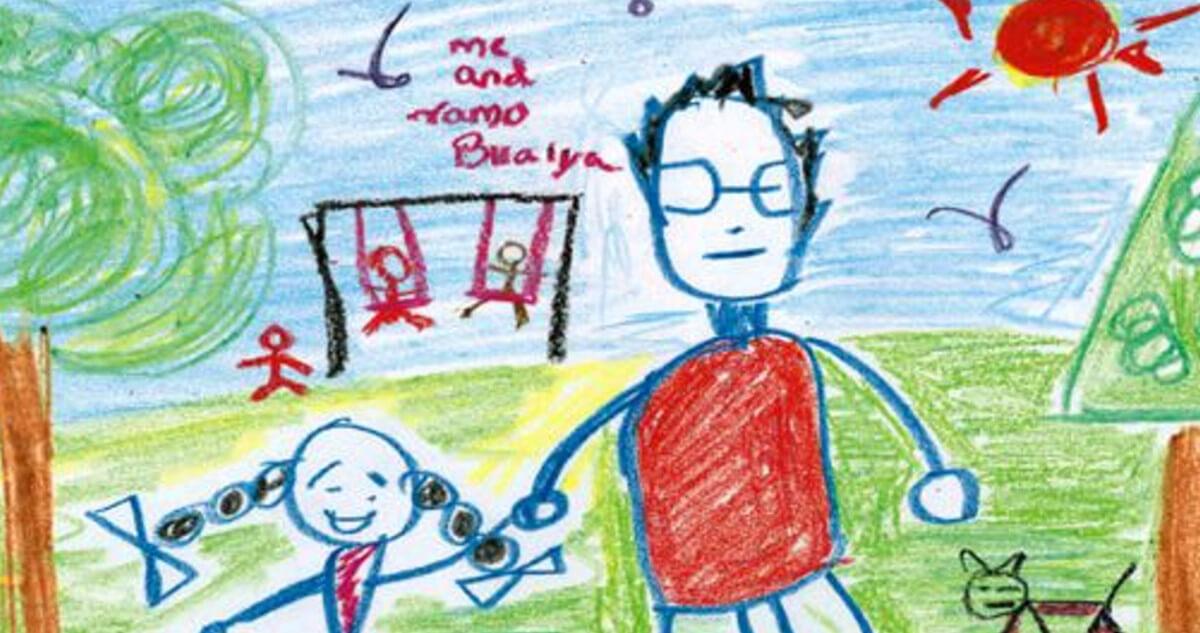11 Desenhos De Criancas Indefesas Que Indicam Que Elas Sofreram